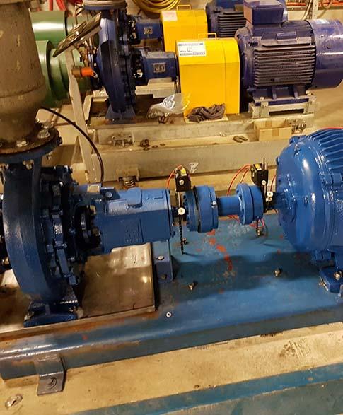 Laser Shaft  U0026 Coupling Alignment